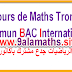 Cours de Maths Tronc Commun BAC International-maths-biof