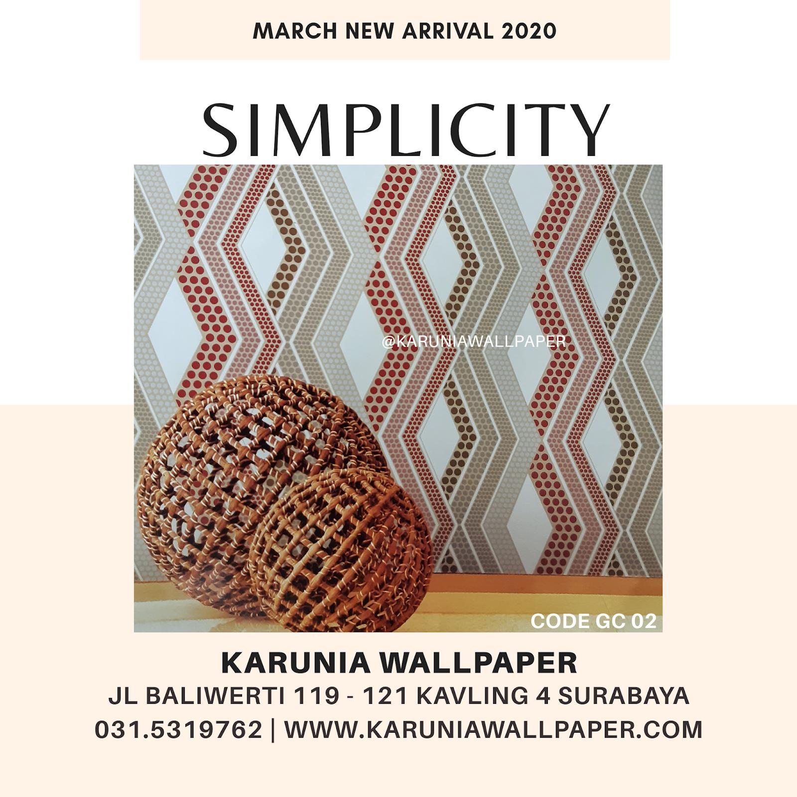 jual dinding wallpaper minimalis