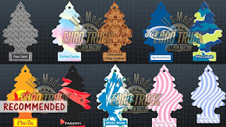 ets 2 ij's air fresheners & hanging toys v1.5