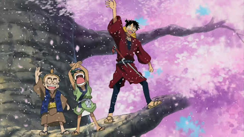 Download One Piece Special 04: Luffy Oyabun Subtitle Indonesia