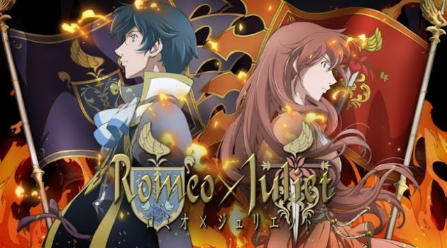 Romeo X Juliet - Best Fantasy Romance Anime list