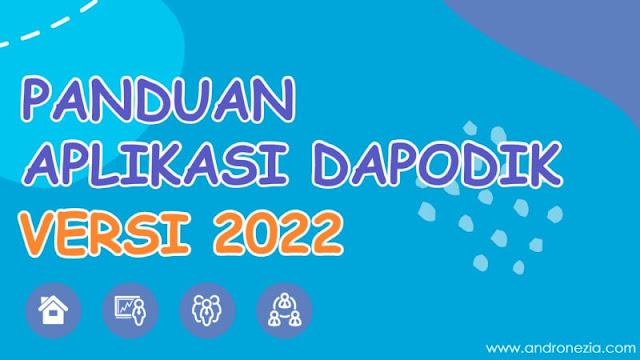 Download Panduan Aplikasi Dapodik 2022 PDF