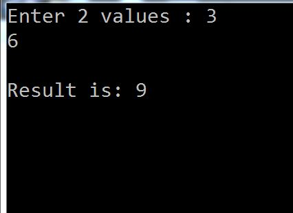 C program to add, subtract, multiply and divide Complex Numbers, complex arithmetic
