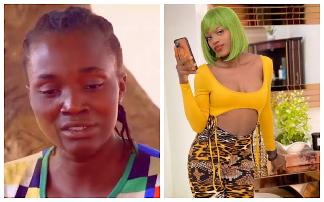 'This is so sad- Actress Bukunmi Oluwashina mourns as she lost someone close to her