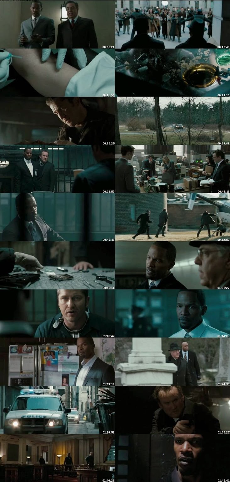 Download Law Abiding Citizen 2009 Dual Audio ORG Hindi 480p BluRay 350MB ESubs movie