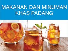 Makanan dan Minuman Khas Padang