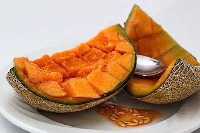 Muskmelon - muskmelon fruit in hindi