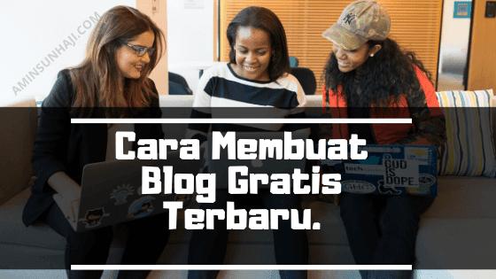 tutorial blog cara membuat blog