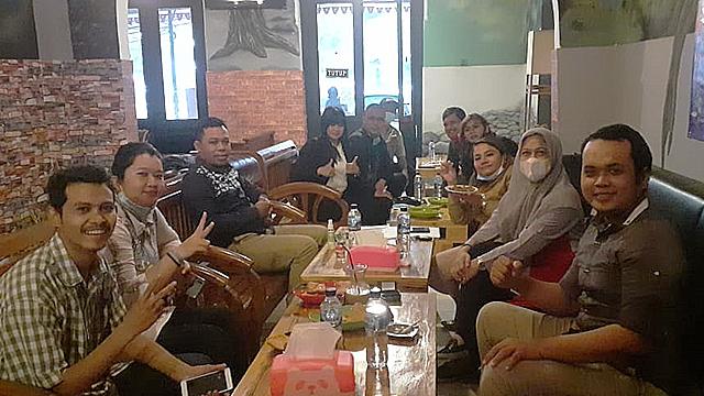 Membangkitkan Semangat Pengusaha Media, IMO Jakarta Giat Business Ghatering