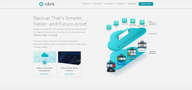 Rubrik Raises $261 Million Series E Funding now value $3.3 Billion Valuation