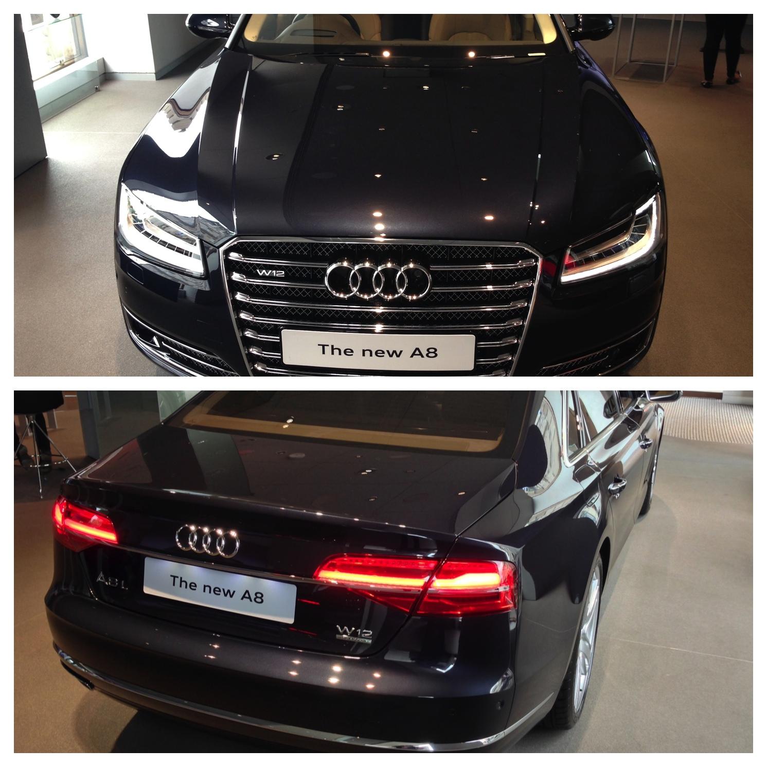 Coolest Car? Audi A8 W12 - Cars & Life