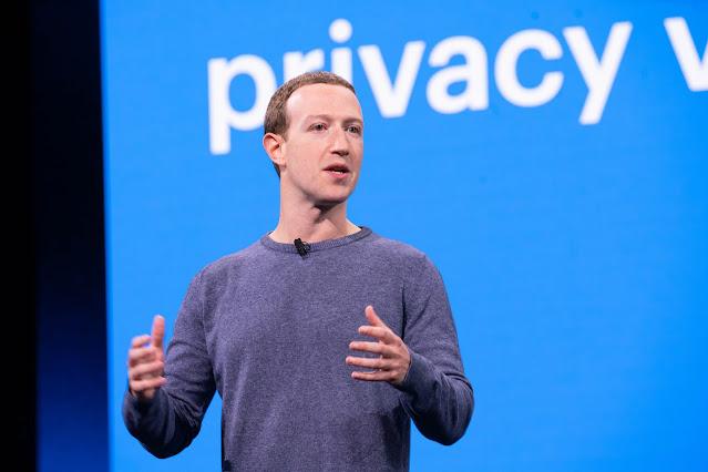 Mark Zuckerberg - Founder of Facebook