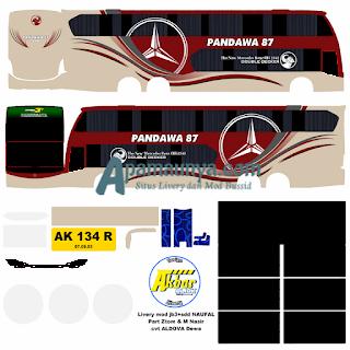 Pandawa 87 JB3+ SDD Voyager