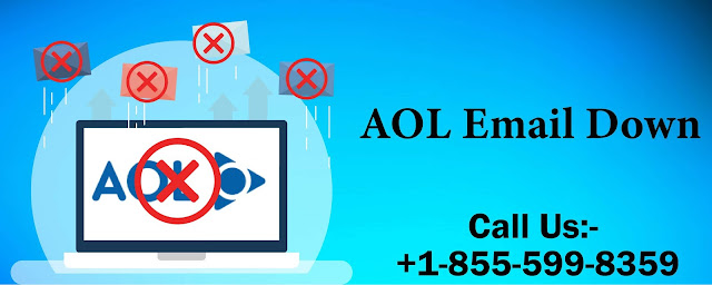AOL Mail Down