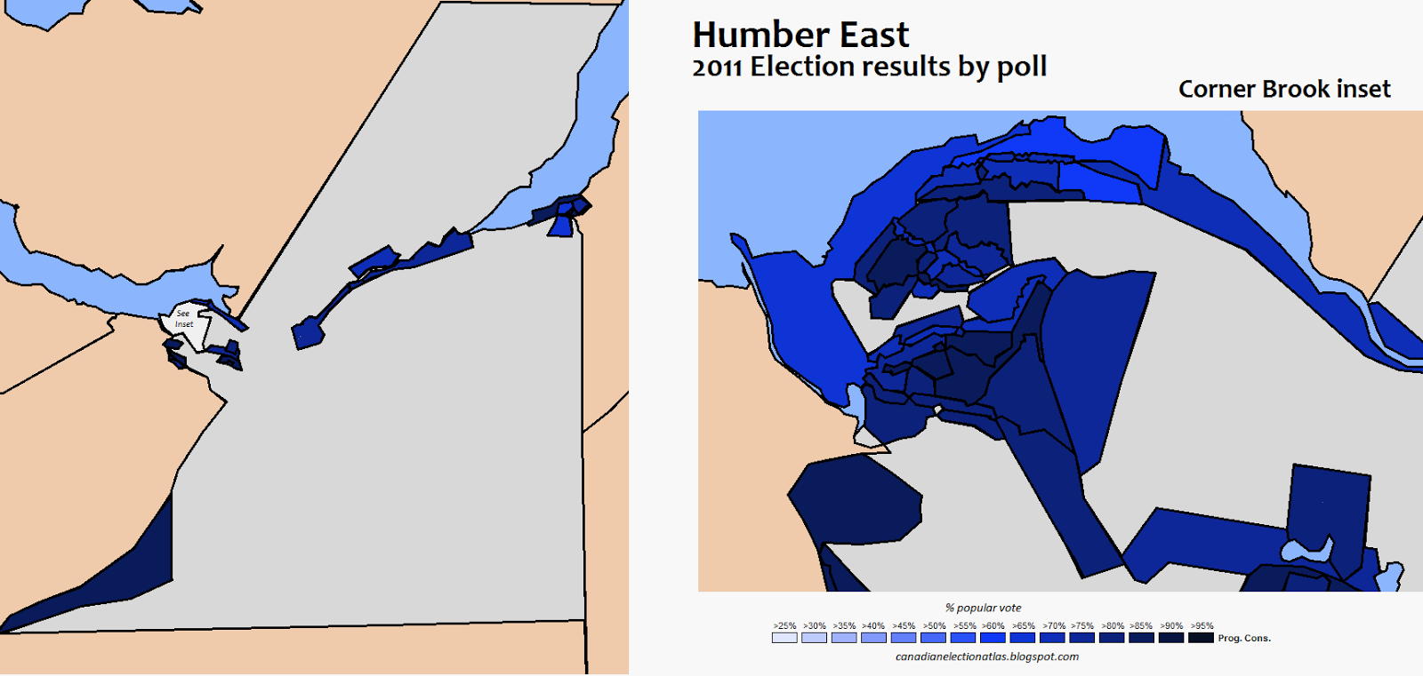 Canadian Election Atlas: Provincial by-elections today in ...