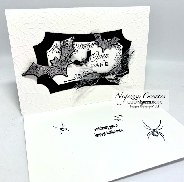 Pootler Card Swap: Hallows Night Magic Spooky Halloween Card