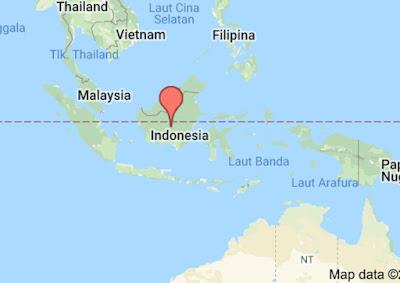 Setelah Resmi Pindah Ibu Kota, Titik Koordinat Indonesia Langsung Berubah di Google Map