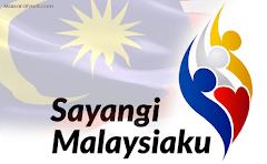 Logo dan Tema Hari Kebangsaan Malaysia ke-61 Sayangi Malaysiaku