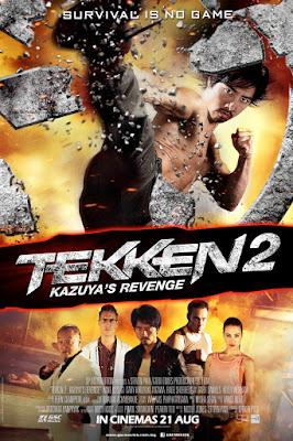 Xem Phim Thiết quyền 2: Sự trả thù của Kazuya