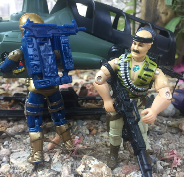 1992 Gung Ho, 2006 Classified, Snake Eyes, Comic Pack, 2005 Winter Operations, Duke, Razor Blade, 1994, Barricade