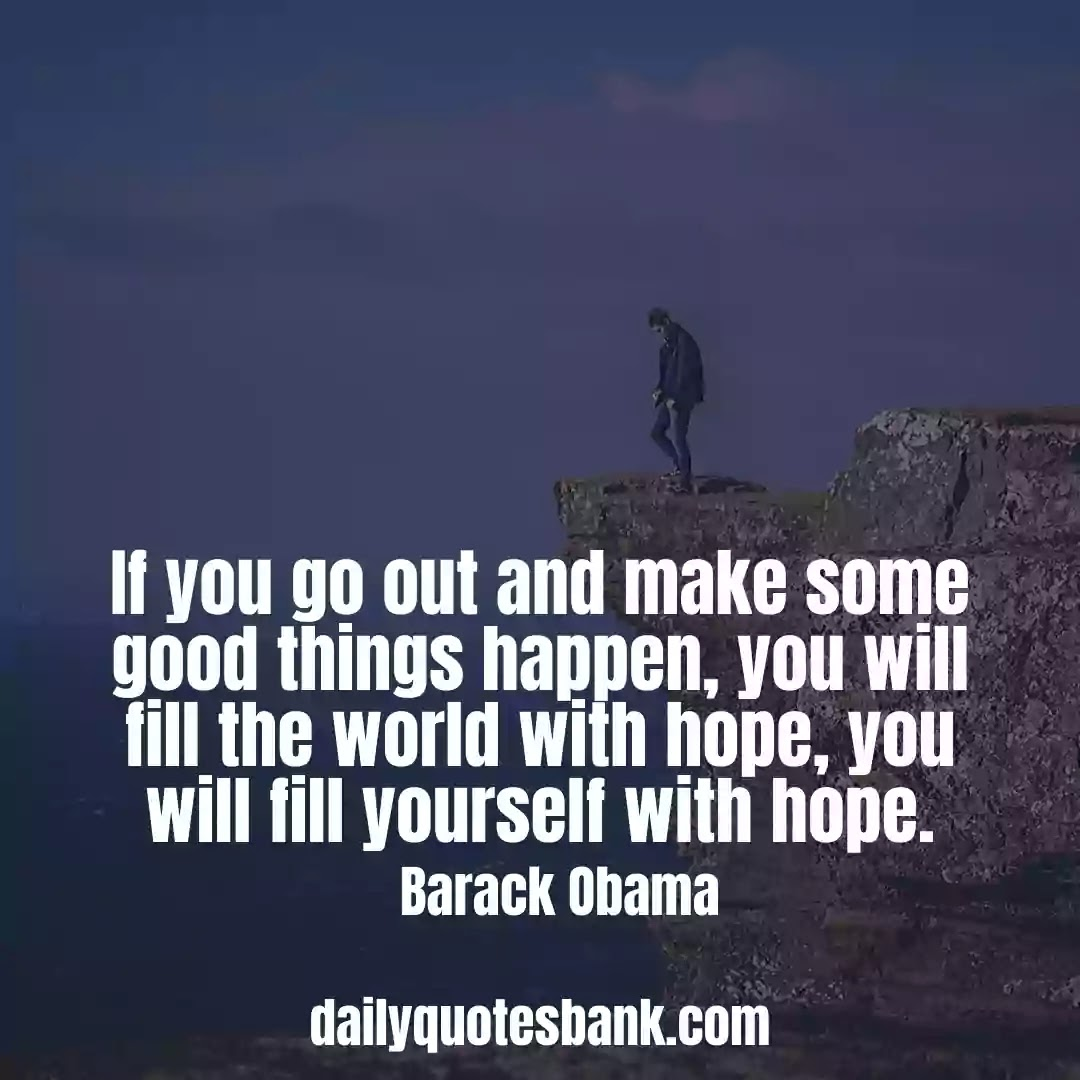 Inspirational Quotes About Hope and Life Lessons