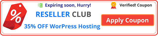 Resellerclub coupon code wordpress hosting