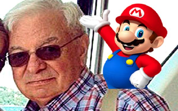 Morre Mário que inspirou o mascote da Nintendo (Imagem: Reprodução/Montagem/Internet)