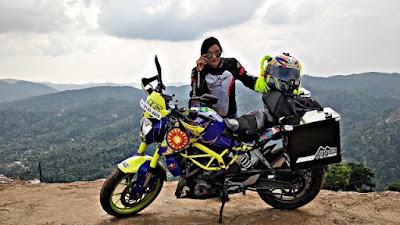 Top 15+ Indian Moto Vloggers Rider Girl Vishakha