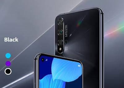 Huawei-Naova-5T-Black