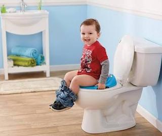 cara melatih toilet training pada anak
