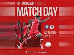 DODOMA FC VS SIMBA SC (LIVE)