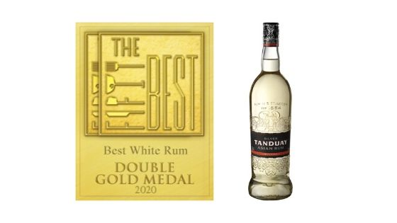 Fifty Best's Best White Rum Awards