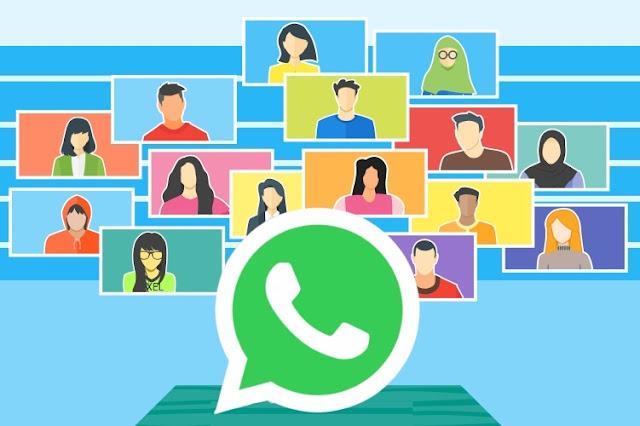 كيفية استخدام Messenger Rooms في واتس اب
