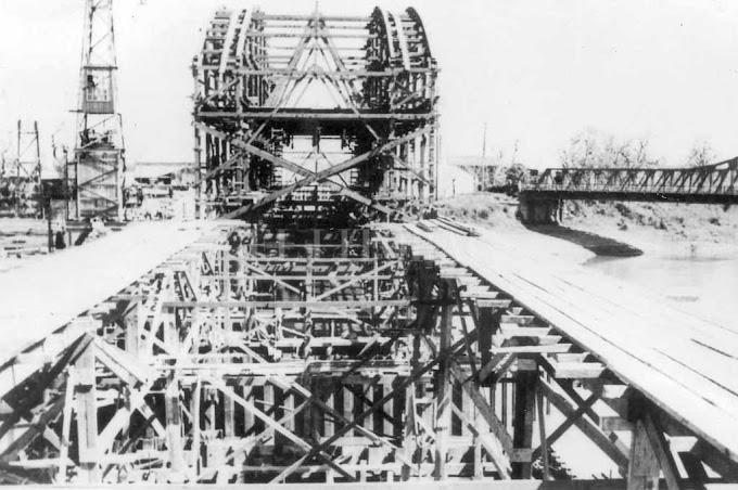 Cumple 82 años en servicio el Puente Carretero Santa Fe-Santo Tomé