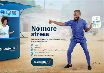 become quickteller paypoint agent and make money in nigeria from financial services