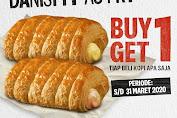KFC Gratis Danish Pastry! Promo Buy 1 Get 1 Dari KFC Hingga 31 Maret 2020