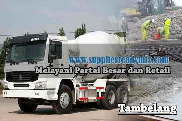 Harga Beton Jayamix Tambelang