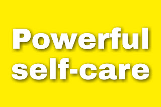 Self-care is powerful tool for combat stress