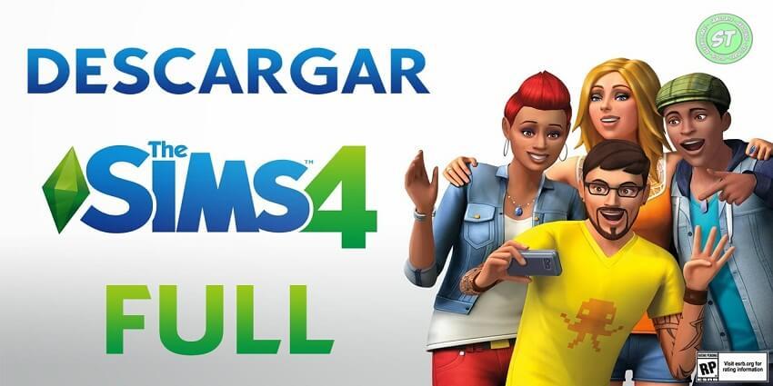Descargar los Sims 4 PC