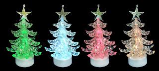 mini usb christmas tree