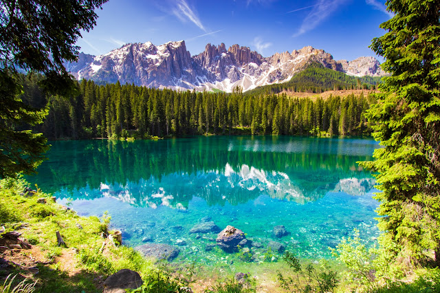 Lago di Carezza-Latemar