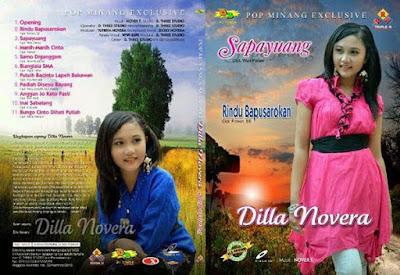 Download Kumpulan Lagu Minang Dilla Novera Full Album Mp3