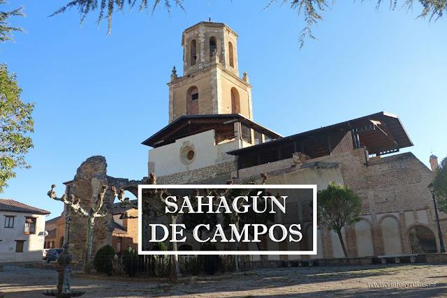 Sahagún de Campos, un importante foco mudéjar en León