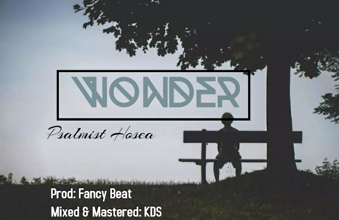 Download Wonder - Psalmist Hosea