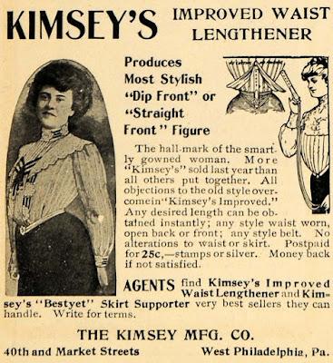 kimseys improved waist lengthener