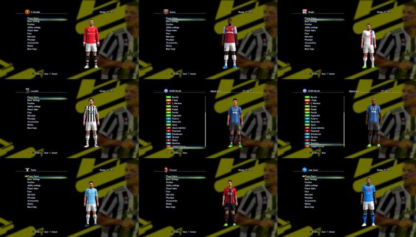 Next Season Patch 2021 Update Last Transfer September 2021 For PES 2013