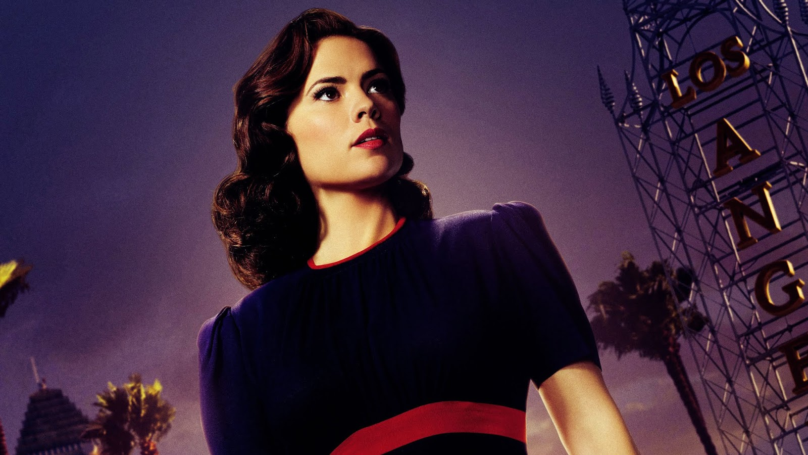 Agent Carter, Peggy Carter, Hayley Atwell, Marvel Comics, HD, TV Series