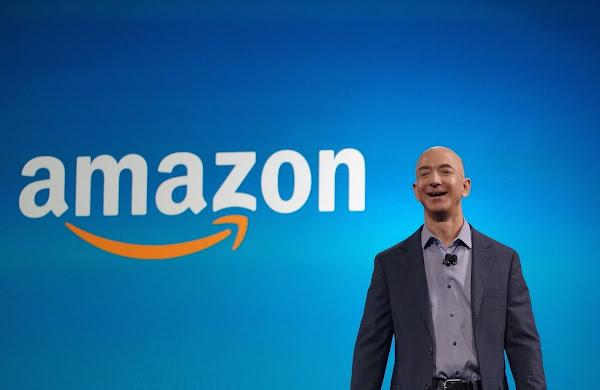 Jeff Bezos deixará de ser CEO da Amazon