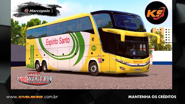 PARADISO G7 1600 LD - VIAÇÃO ESPÍRITO SANTO