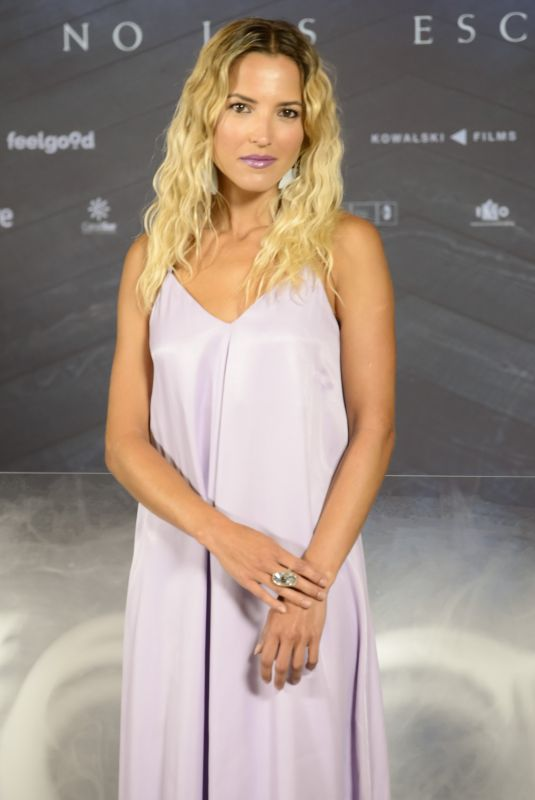 Ana Fernández García Clicks at Cines Verdi Photocall in Madrid 8 Jul -2020